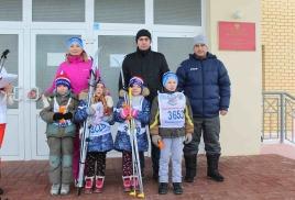 Лыжня россии- 2019!